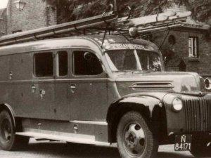 Ford 6G (collectie Brandweervoertuigenonline)
